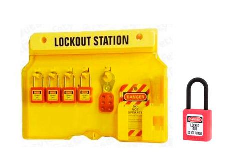 Sistema loto seguridad - Bloqueo y etiquetado loto