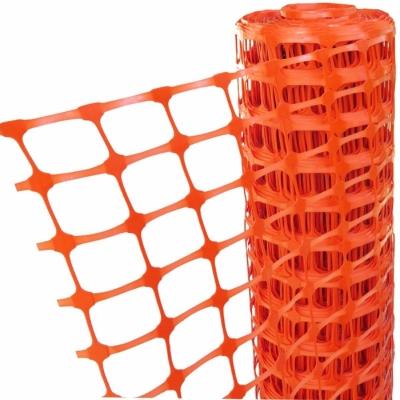 Steel Pro Cerca Plastica Naranja 1mt X 45mts 60grs/mt2