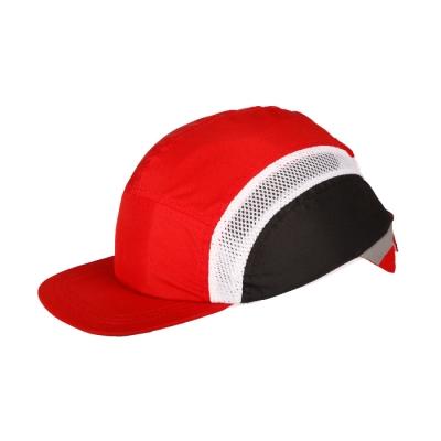 Libus Gorra Con Casquete Plastico Sport – Roja