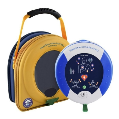 Dea, Desfibrilador Externo Automatico Samaritan Semiautomatico/automatico Sam-003 Pad-300p