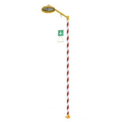 Ducha De Emergencia Acc Manual Roa3015 (acero Galvanizado)