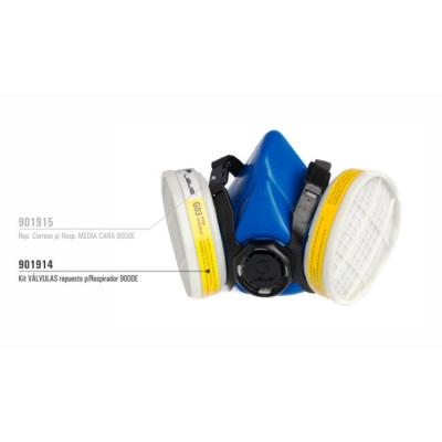 Libus Kit Valvulas Repuesto P/respirador 9000e