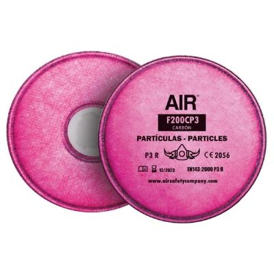 Air Kit Filtro F200cpr Para Particulas Y Niveles Molestos De Vo