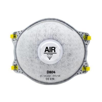 Air Mascarilla Ffp2 D804 Con Valvula Para Gases Acidos