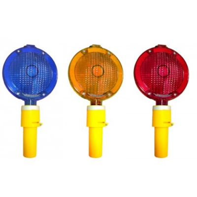 Baliza Luz Intermitente P/cono Manual Cd 396 R
