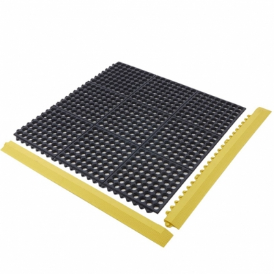 Piso Ergonomico Antifatiga Encastrable 914x914x10 Mm Roamat-100
