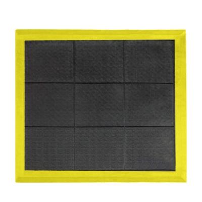 Alfombra Tapete Ergonomico Antifatiga1002 X 1002 X 16 Mm Serie Roamat-200