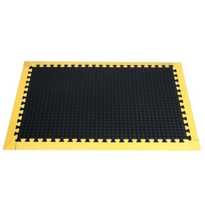 Piso Ergonomico Antifatiga  Encastrable 600x900x16 Mm Roamat-300
