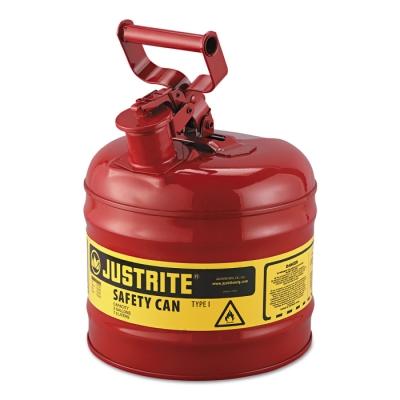 Justrite Bidon De Seguridad 2 Galones 7120100 (ex 10501)