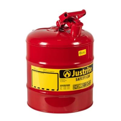 Justrite Bidon De Seguridad 5 Galones 7150100 (ex 10801)