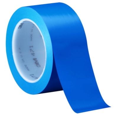 Cinta Demarcatoria Cd 7300 Azul 50 Mm X 30 Mts