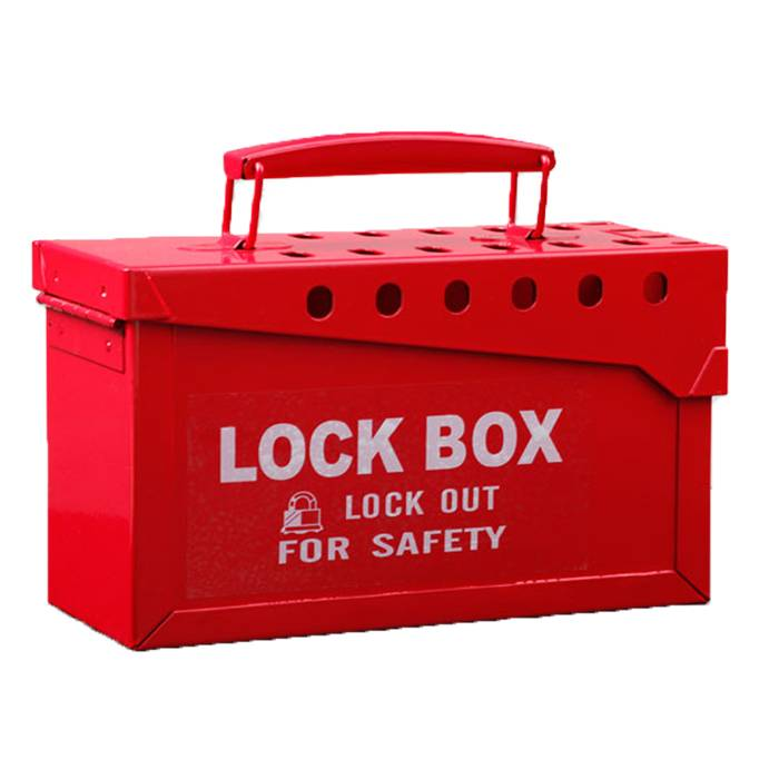 Blook Lock Box Para 12 Candados
