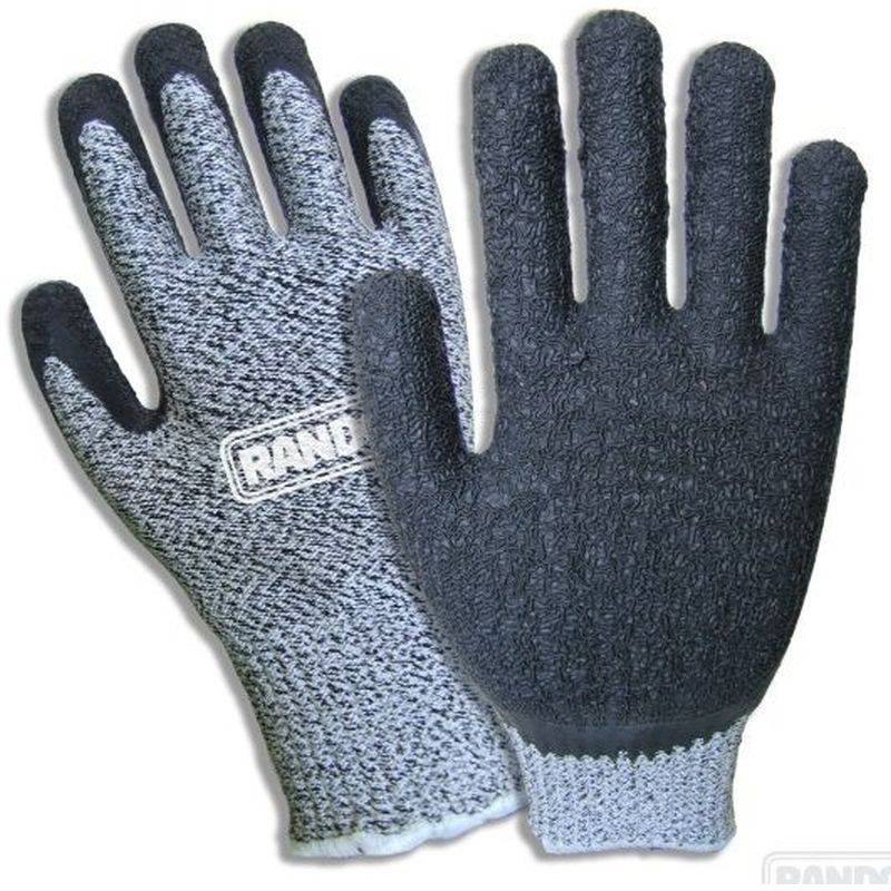 Cr5 Guantes Anticorte Nivel 5 G13 X Par BaÑo Latex 1a05el23