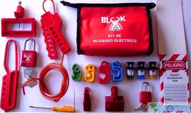 Blook Kit De Bloqueo Elec-1 Ex 66904
