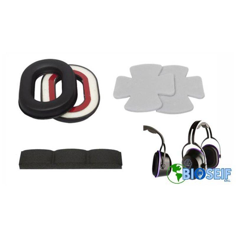 Libus Kit Repuesto Prot. Auditivo L-320 Casco