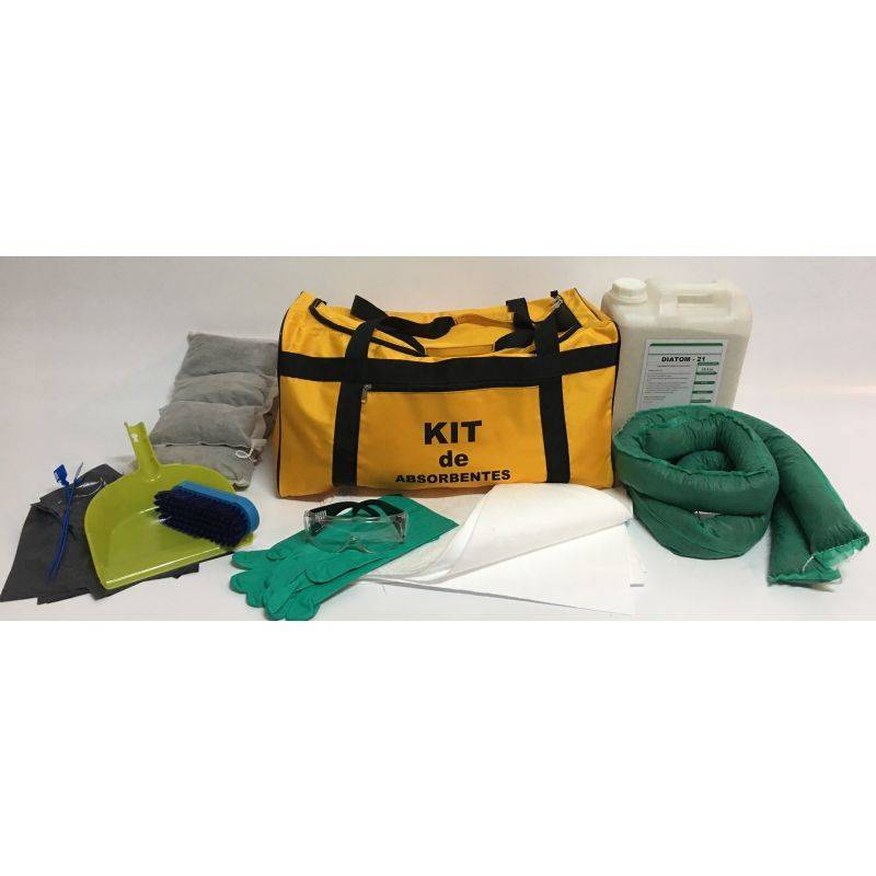 Kit Petroleo Standard Bolso Mediano