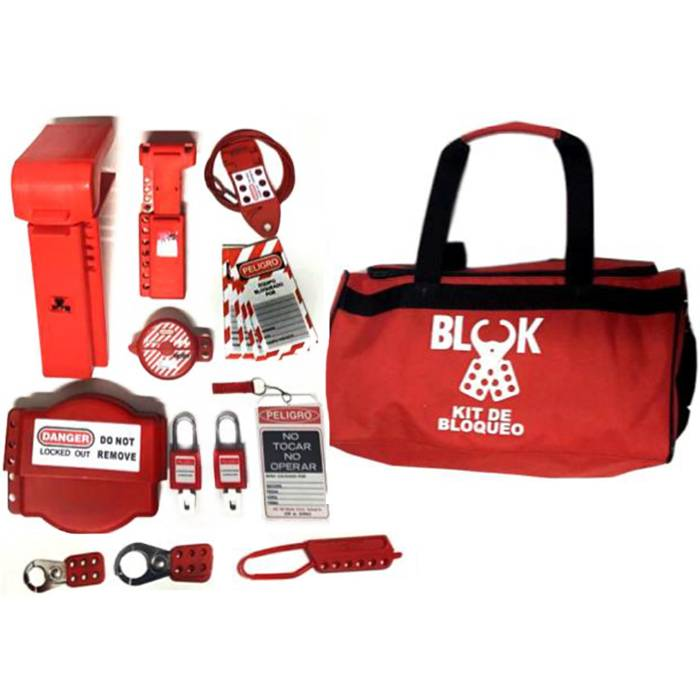 Blook Kit De Bloqueo Mecanico-1
