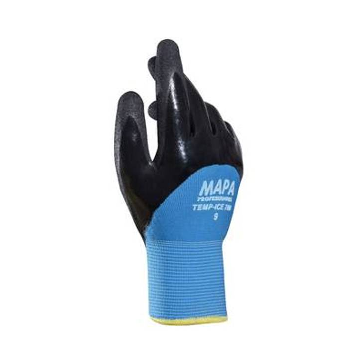 Mapa Guantes Temp Ice 700