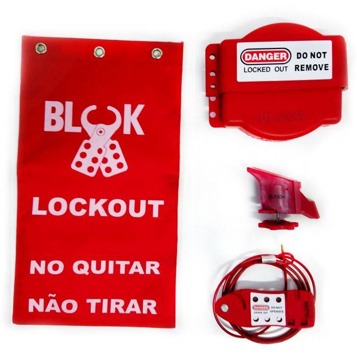 Blook Kit De Bloqueo Valv-1