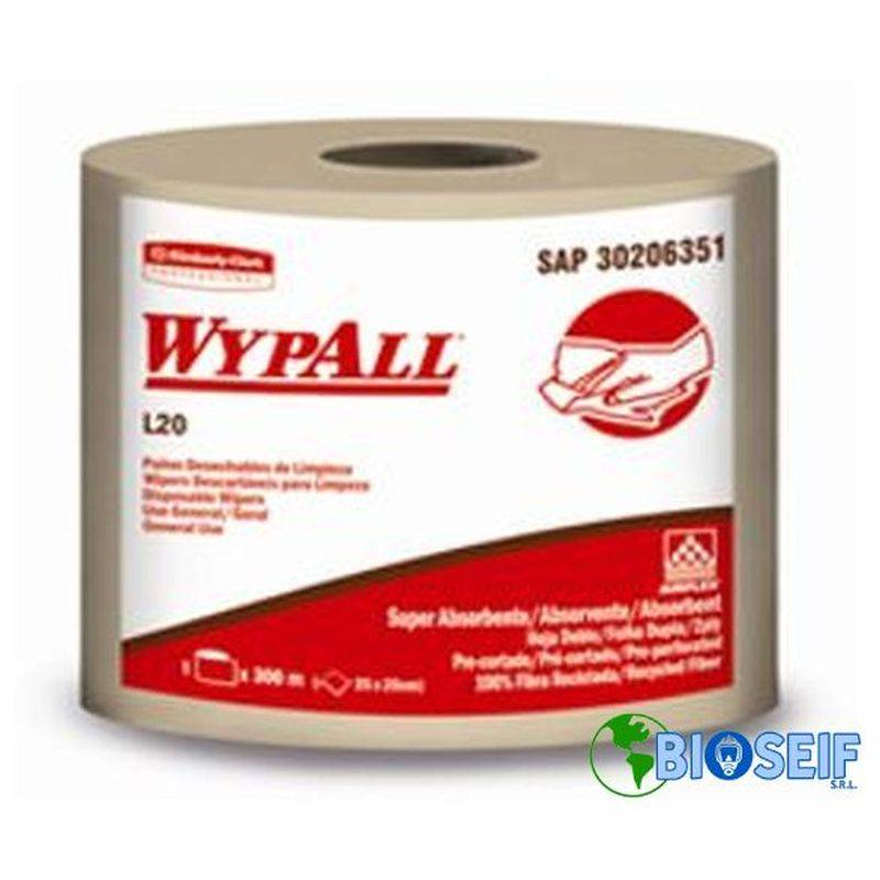 Wypall L20  Bobina Industrial Simple Hoja 300mts 30221680