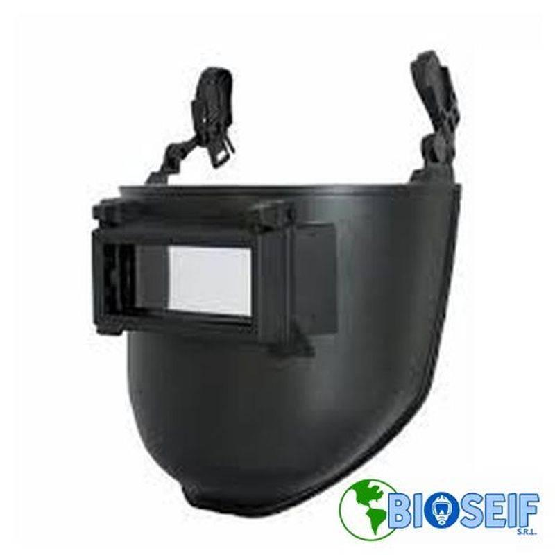 Libus Mascara Soldador P/casco - Modelo 500c  (solo P/cascos Universales-no Adaotable A Linea Millenium)