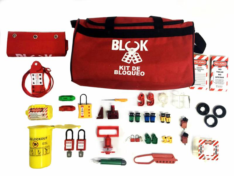Blook Kit De Bloqueo Elec-3